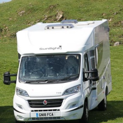 04 our motorhome in the paddock