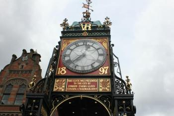 13 Eastgate Clock