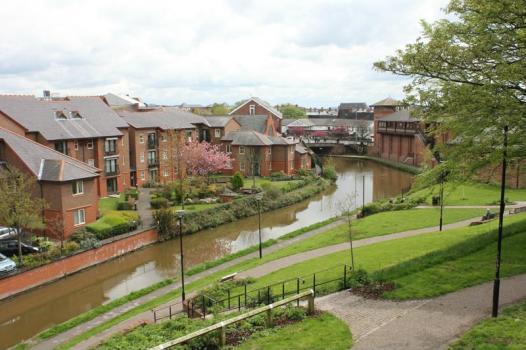 11 Shropshire Union Canal