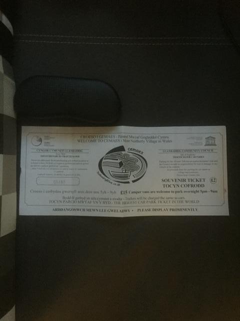 00 Biggest Parking Ticket Ever