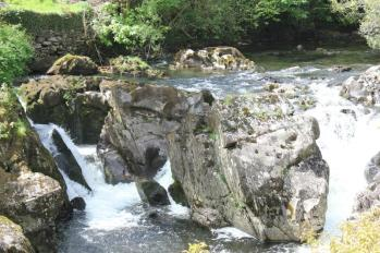 18 where Rivers Conwy and Llugwy meet