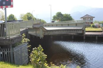 57 road bridge opening
