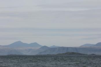 18 Mull Island in background