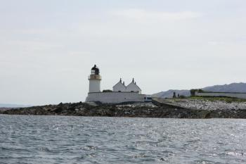 08 Fladda Island Lighthouse