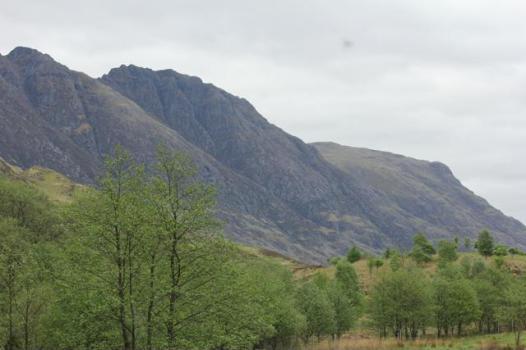 16 mountains