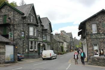 15 Betws-y-Coed village