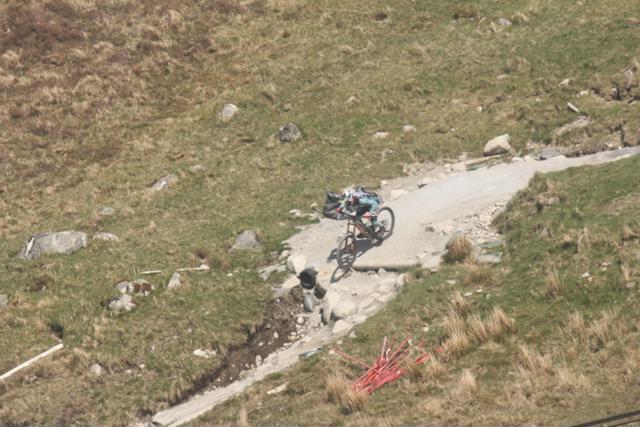 84 mountain bike track
