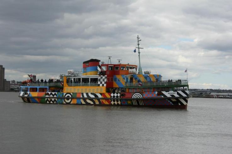 12 Mersey Ferry