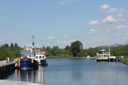 20 Caledonian Canal