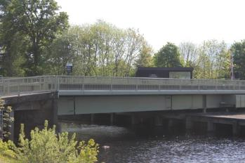 54 road bridge at Neptune's Staircase