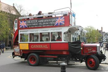 05 Chester Heritage Tour Bus