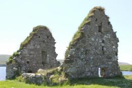 18 remains of Great hall