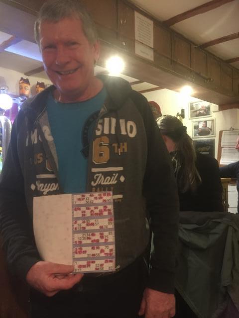 28 £20 Bingo Winner