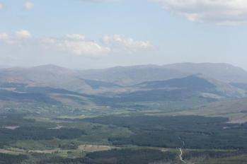 81 view of Fort William
