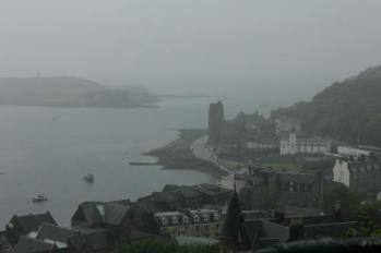 23 view of Oban from tower