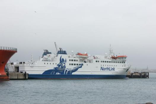01 Northlink Ferry to Orkney