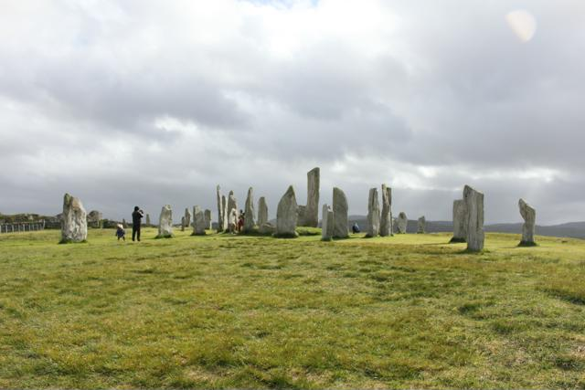 27 Callanish Standing Stones