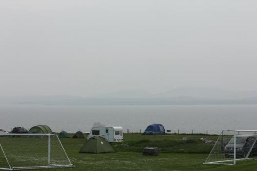 17 campsite view