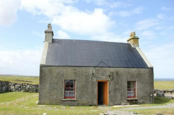32 croft house at Arnol