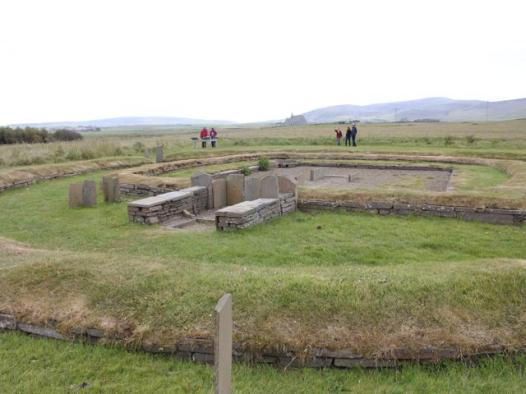 09 Barnhouse Neolithic Village