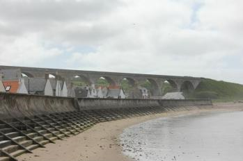 38 viaduct over Spey Bay Cullen