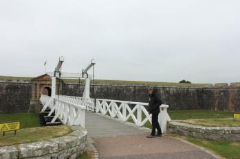 25 Principal Bridge to Fort