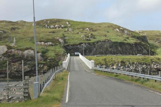 21 bridge from mainland to Bernera