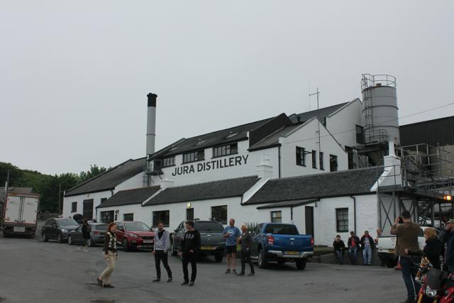 10 Jura Distillery