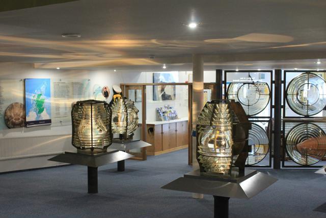 10 inside Muesum of Scottish Lighthouses