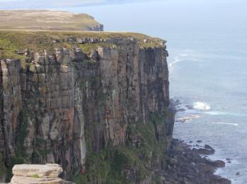 13 cliffs