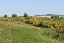 19 burial site of Jacobite Highlanders