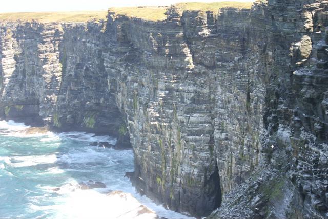 40 Marwick Heads cliffs