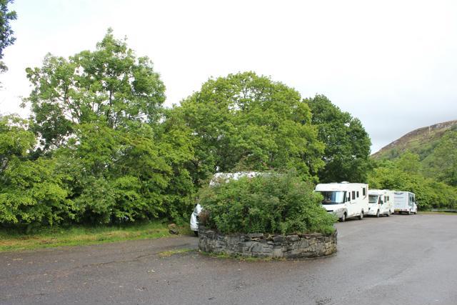 53 campsite on Loch Broom