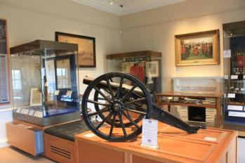 27 inside Higlanders Museum