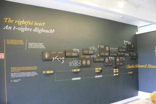 09 inside Glenfinnan Museum
