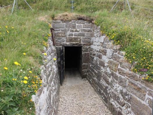 14 open entrance