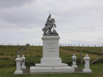 48 Statue of St George