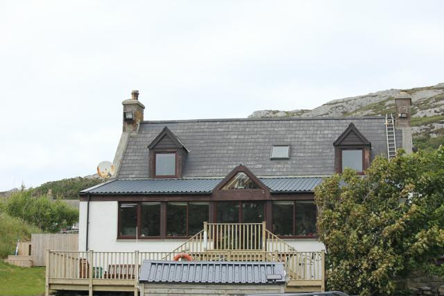 26 restaurant at Tarbet