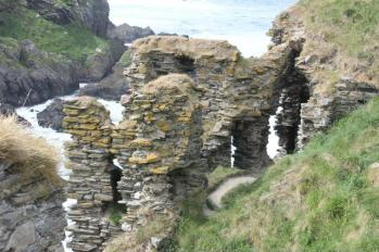 30 remains of Findlater Castle