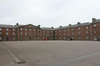 40 barracks