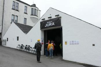 03 Jura Distillery Barn