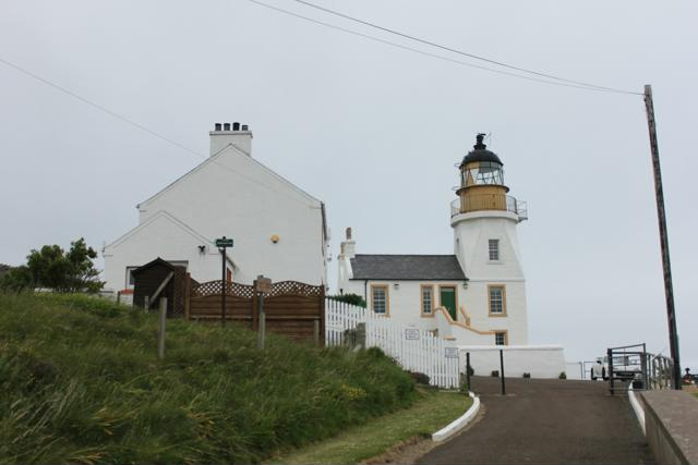 14 Holborn Head Lighthouse