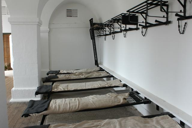 42 Guards room
