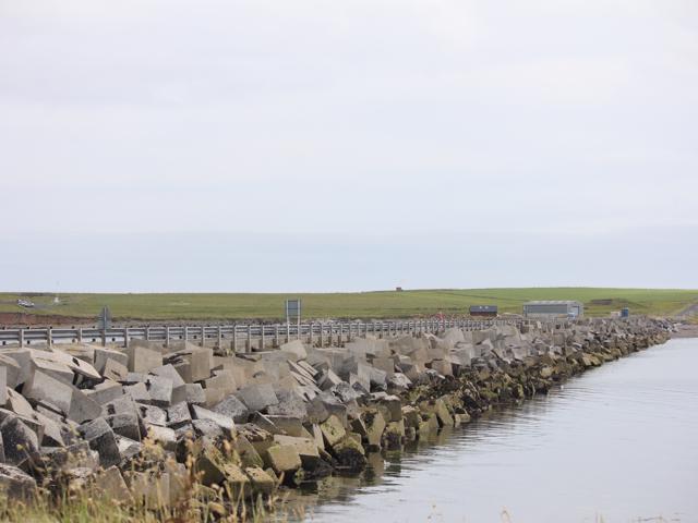 35 Churchill Barrier No 1