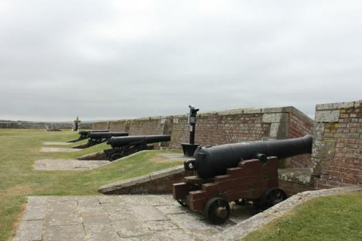 32 Point Battery canons