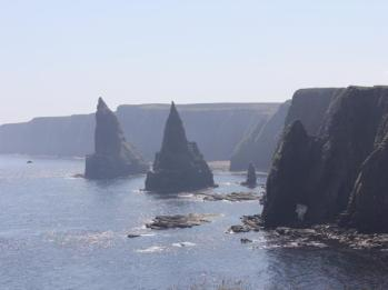 38 Seas Stacks at Duncansby Head