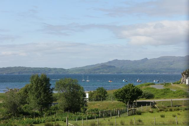 50 view across Sound of Arisaig