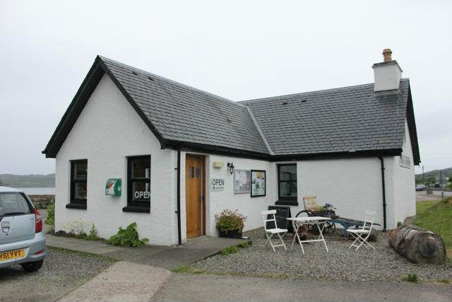 01 Land, Sea and Islands Visitor Centre at Arisaig