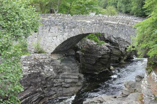 29 Telford's bridge