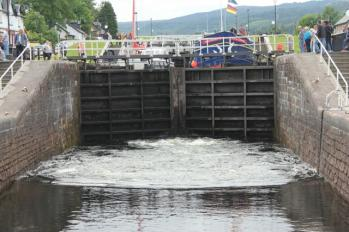 32 Fort Augustus Caledonian Canal